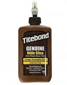 TITEBOND LIQUID HIDE GLUE 5013 клей для дерева мездровый 237 мл.